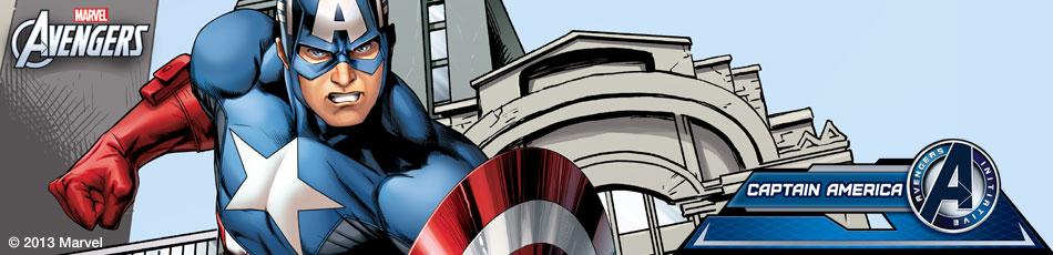 Captainn America