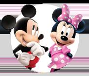 Mickey Mouse og venner